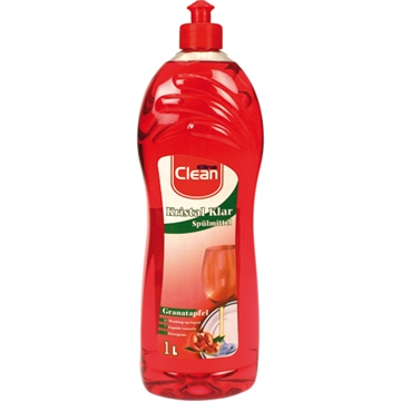 Dishwashing Liquid 1L Clean