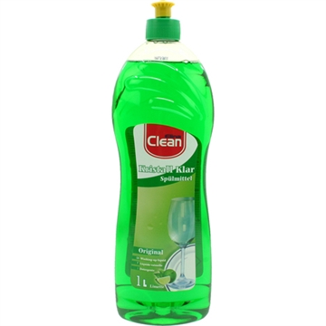 Dishwashing Liquid 1L Clean Original Lime