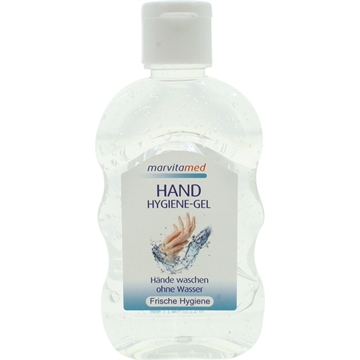 Marvita Med Hand Hygiene Gel 80ml With Aloe Vera