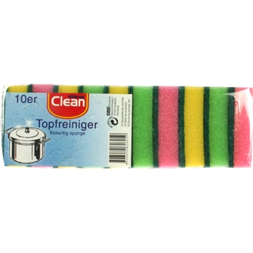 Sponge Clean For Kitchen 10' 80X55X23Mm