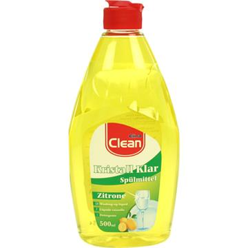 Dish Liquid 500ml Clean Lemon