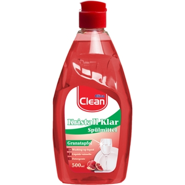 Dish Liquid 500ml Clean Pomegranate