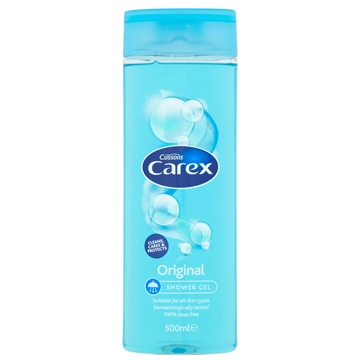 Carex Shower Gel Original  500ml