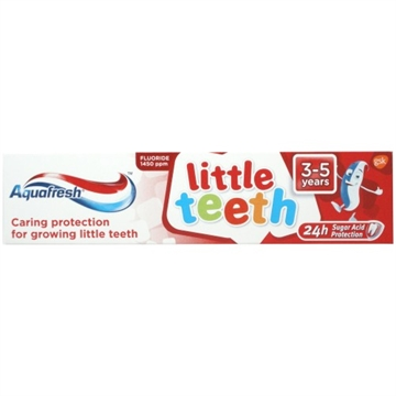 Aquafresh Tandkräm Little Teeth 50ml
