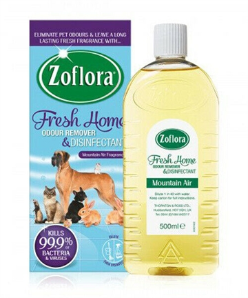 Zoflora Desinfektionsmedel Fresh Home Pet 500ml