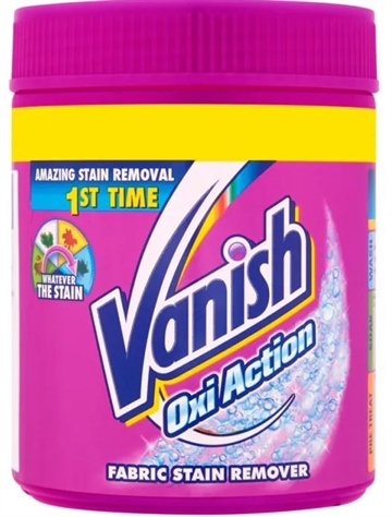 Vanish Oxi Action Pink 450G