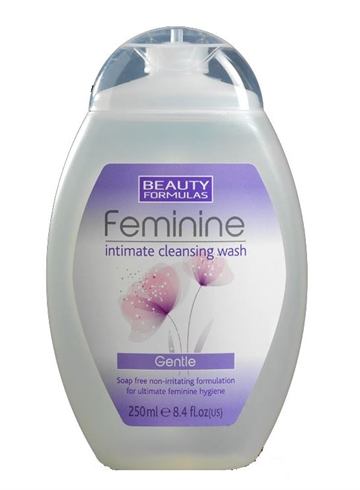Beauty Formulas Feminine Initimate Wash 250ml