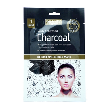 Beauty Formulas Charcoal Detox Bubble Mask 1Pk