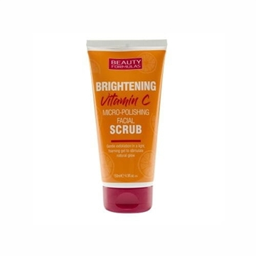 Beauty Formulas Vitamin C Facial Polishing Scrub 150ml