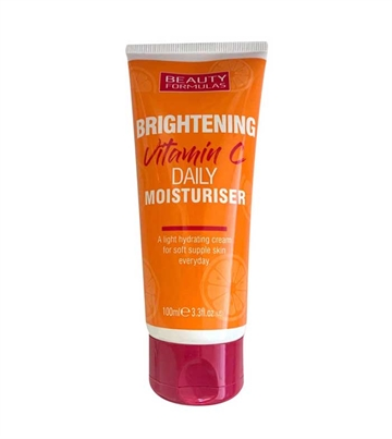 Beauty Formulas Vitamin C Moisturiser 100ml
