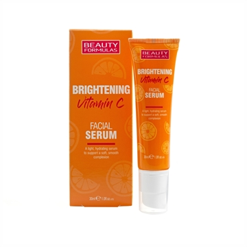 Beauty Formulas Vit C Brightening Facial Serum 30ml