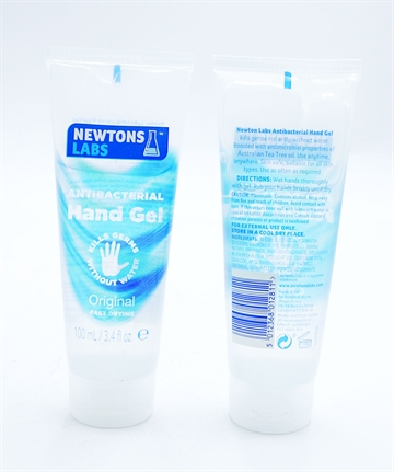 Newtons Labs Anti Bac Handgel 100ml