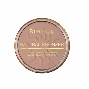 Rimmel Natural Bronzer Bronzing Powder SPF15 14Gr 026 Sun Kissed - Waterproof