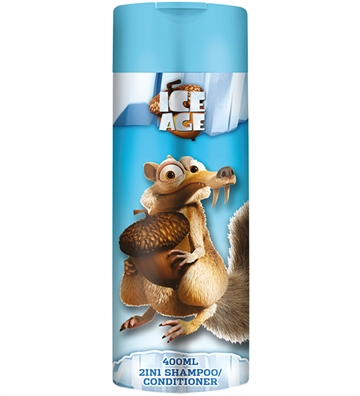 Ice Age shampoo and conditioning 2 in 1 400 ml