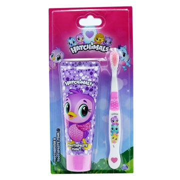 Hatchimals Tandkräm & Borste 75ml