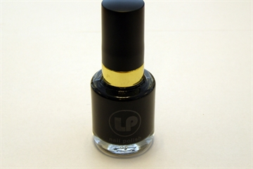 Laura Paige Nail Polish Black Satin 02