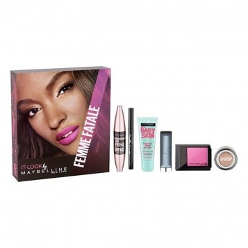 Maybelline Coffret It Look - Femme Fatale