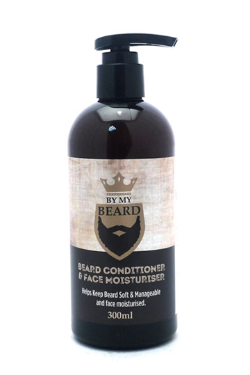 By My Beard Conditioner & Face Moisturiser 300ml