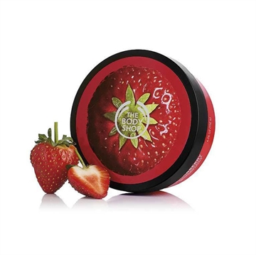 The Body Shop Lip Butter 10ml Strawberry