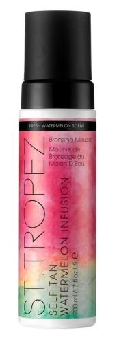 St. Tropez 200ml Bronzing Mousse Watermelon Infusion