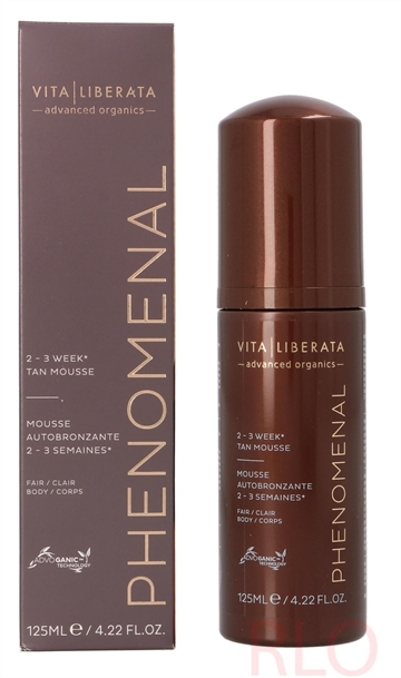 Vita Liberata pHenomenal 2 - 3 Week Tan Mousse 125ml Fair