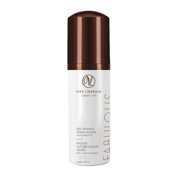 Vita Liberata Fabulous Self Tanning Tinted Mousse 100ml Medium
