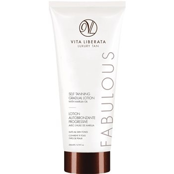 Vita Liberata Fabulous Self Tanning Tinted Lotion 200ml Medium