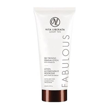 Vita Liberata Fabulous Self Tanning Tinted Lotion 200ml Dark