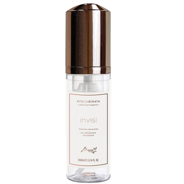 Vita Liberata Invisi Foaming Tan Water 200ml Super Dark