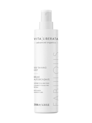 Vita Liberata Fabulous Self Tanning Mist 200ml