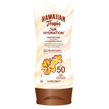 Hawaiian Tropic SILK sun lotion SPF50 180 ml