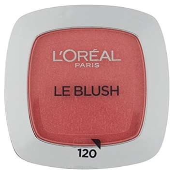 L'Oreal Paris True Match Le Blush - 120 Rose Santal - Roze - Natuurlijk Ogende Blush - 5,0 Gr. Rouge Nude 12 Puder