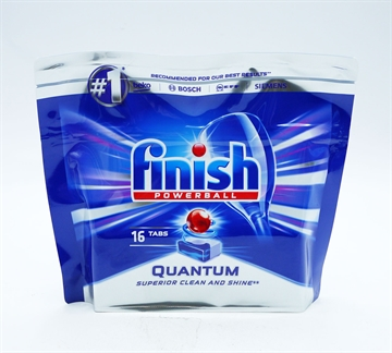 Finish Dishwasher Tablets Quantum Original 16's