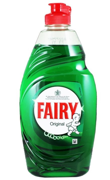 Fairy Liquid Pmp £1.29 Original 433ml