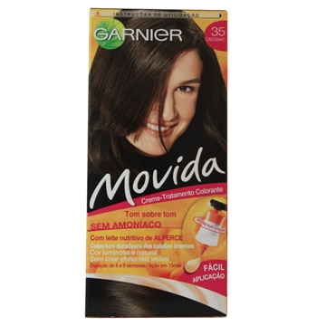 Garnier dye 35 Color treatment