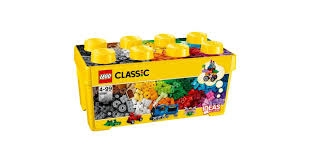 LEGO Classic 10696 LEGO® Medium Creative Brick Box
