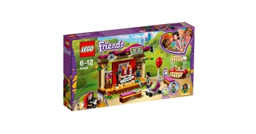 LEGO Friends Andreas parkoptræden 41334