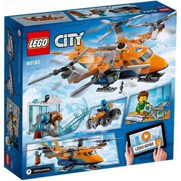 LEGO City Arctic Expedition 60193 Arctic Air Transport