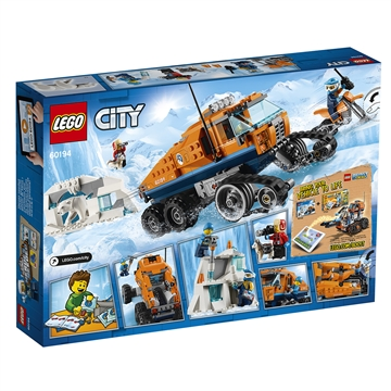 LEGO City Arctic Expedition 60194 Arctic Scout Truck