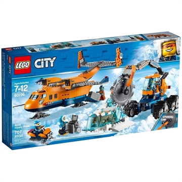 LEGO City Arctic Expedition 60196 Arctic Supply Plane