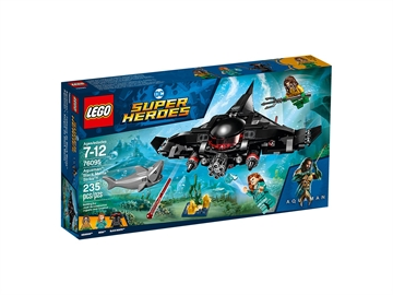 LEGO Super Heroes 76095 Aquaman™: Black Manta™ Strike