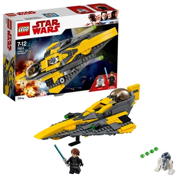 LEGO Star Wars TM 75214 Anakin's Jedi Starfighter™