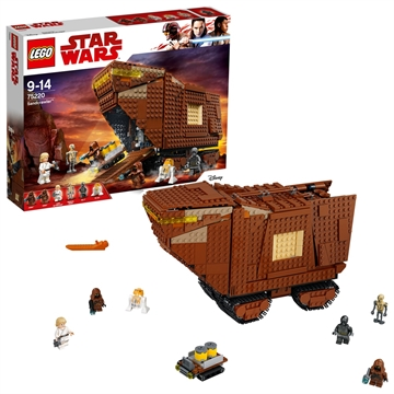 LEGO Star Wars TM 75220 Sandcrawler™