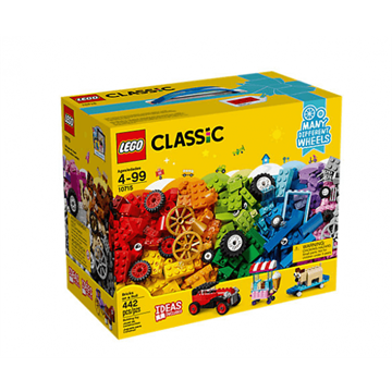 LEGO Classic 10715 Bricks on a Roll