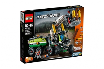 LEGO Technic 42080 Forest Machine