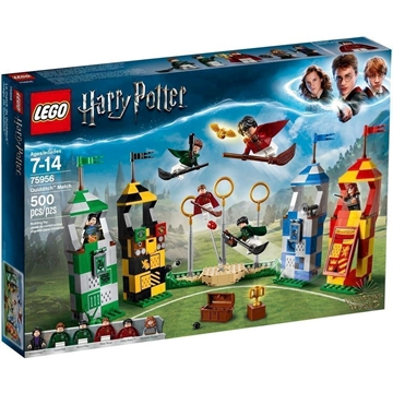 LEGO Harry Potter TM 75956 Quidditch™ Match