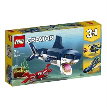 LEGO Creator 31088 Deep Sea Creatures