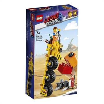 LEGO Movie 70823 Emmet's Thricycle!