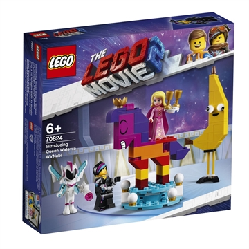 LEGO Movie 70824 Introducing Queen Watevra Wa'Nabi
