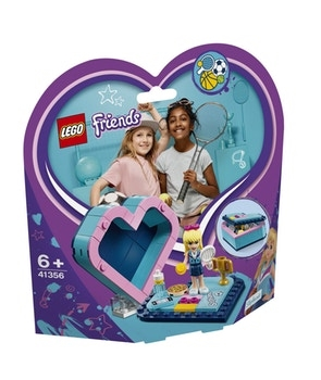 LEGO Friends 41356 Stephanie's Heart Box